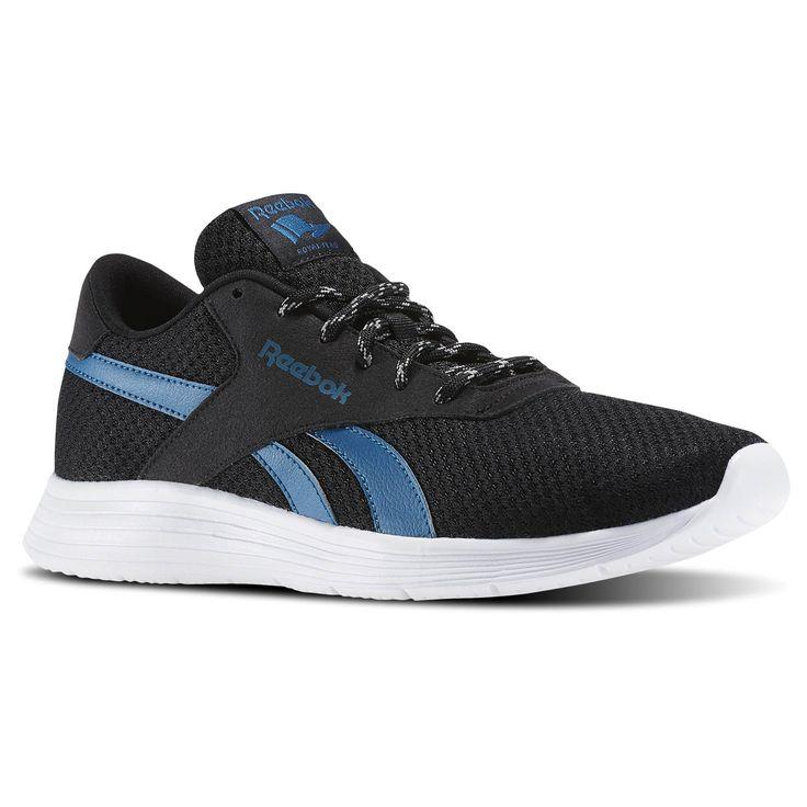 Reebok BD4177 REEBOK ROYAL EC RIDE Siyah Erkek Yürüyüş Koşu Ayakkabısı