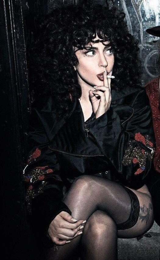 Lady Gaga she looks abut like cher