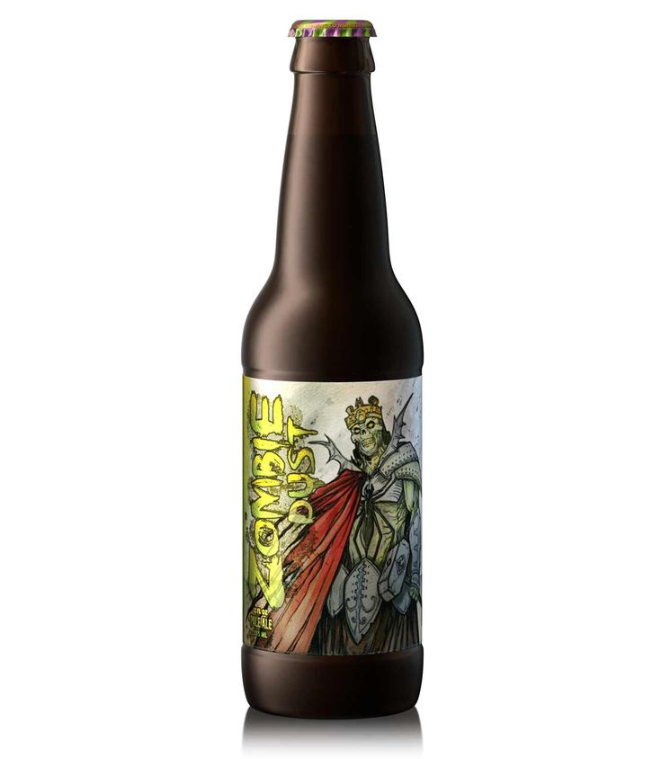 Zombie Dust, 3 Floyds Brewing Co.