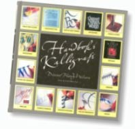 Handbok i Kalligrafi, Diana Hardy Wilson, ICA bokförlag, 1993. ISBN 91-534-1471-3