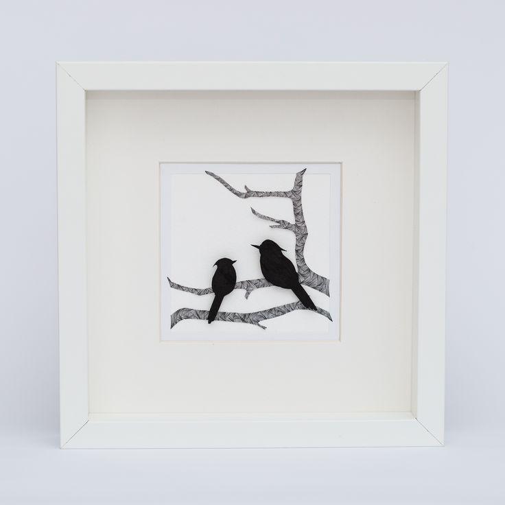 birds and branches https://www.facebook.com/tworzy.katarzynka