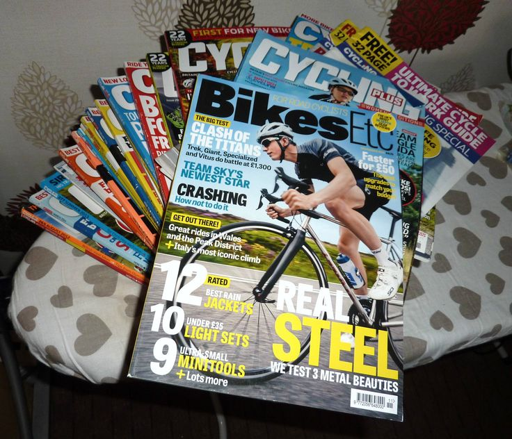 #Various #cycling #magazines, approx 20, inc #cycling plus & active.,  View more on the LINK: http://www.zeppy.io/product/gb/2/262707736120/
