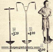 1960s Pogo Sticks