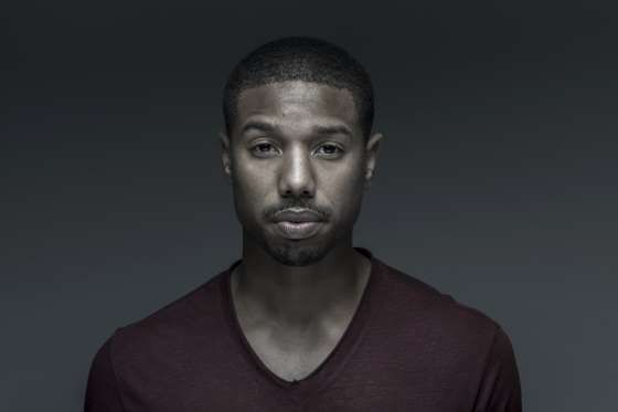 Michael B. Jordan - Gareth Cattermole/Getty Images for DIFF/Getty Images