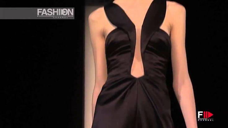"""GIORGIO ARMANI"" Full Show HD Autumn Winter 2013 2014 Milan by FashionChannel"