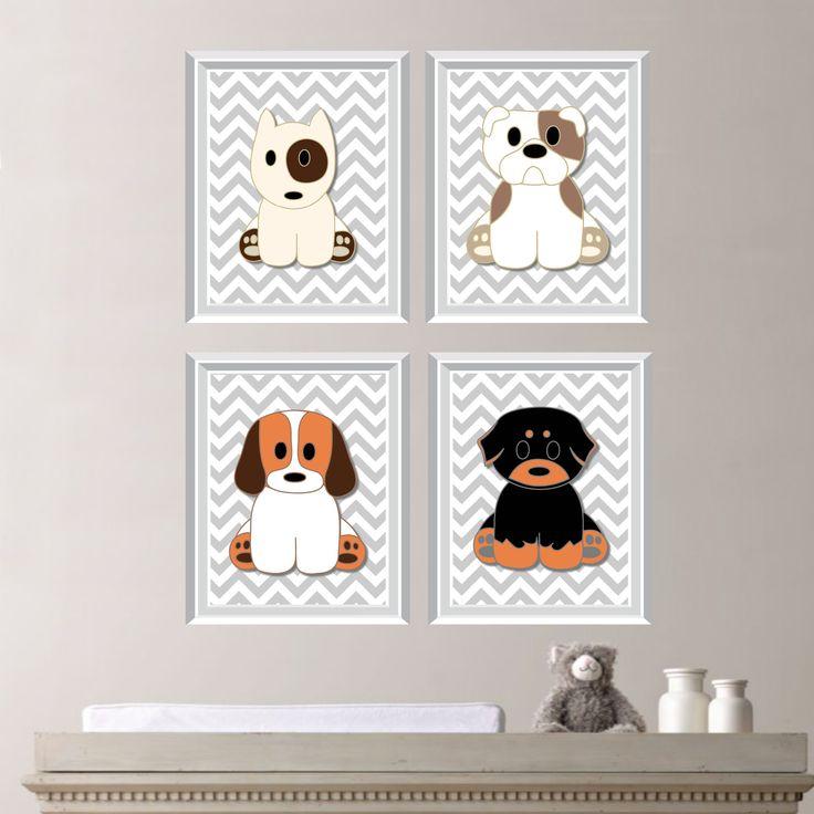 1000 Images About Ideas Pet Decor On Pinterest: 1000+ Ideas About Puppy Nursery Theme On Pinterest