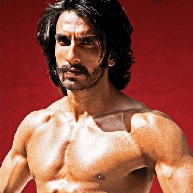 Wow muscular man