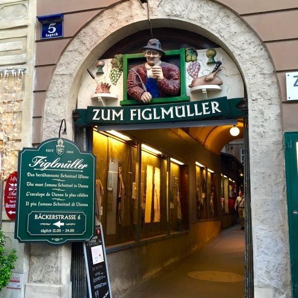 Wien Sehenswürdigkeiten Tipps Figlmüller - 1