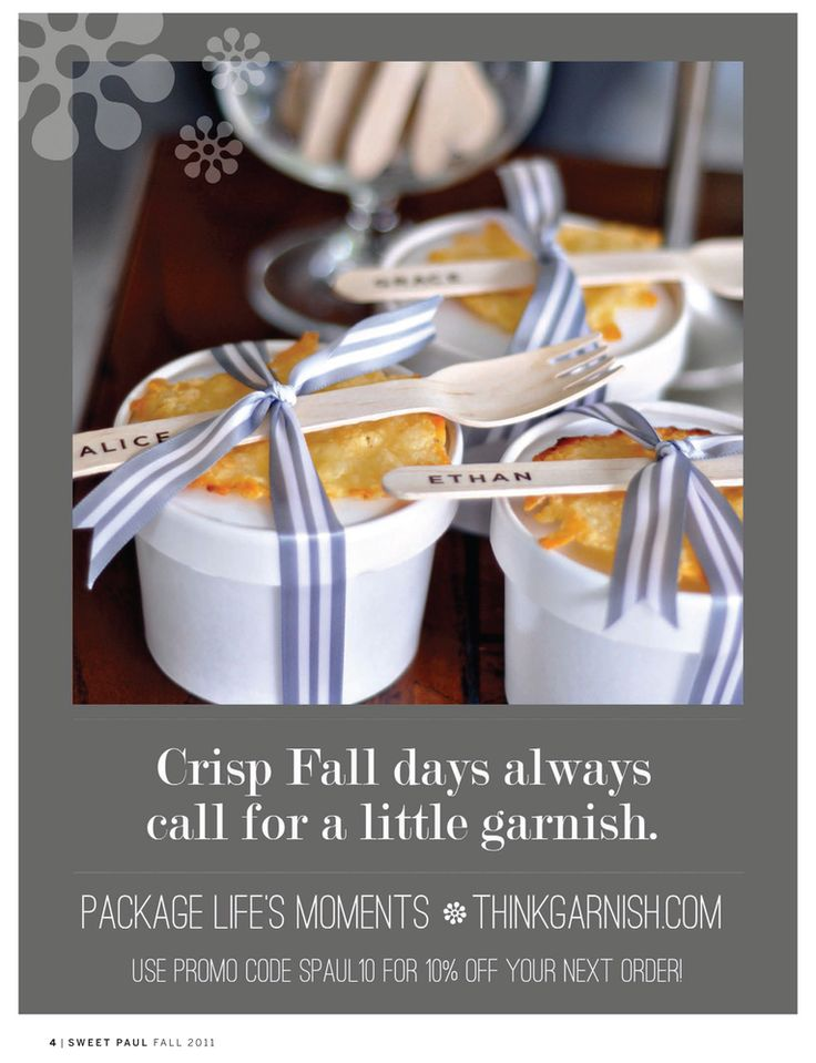 perfect idea for a sick friend~soup wrapped up pretty with a wooden spoon and ribbon