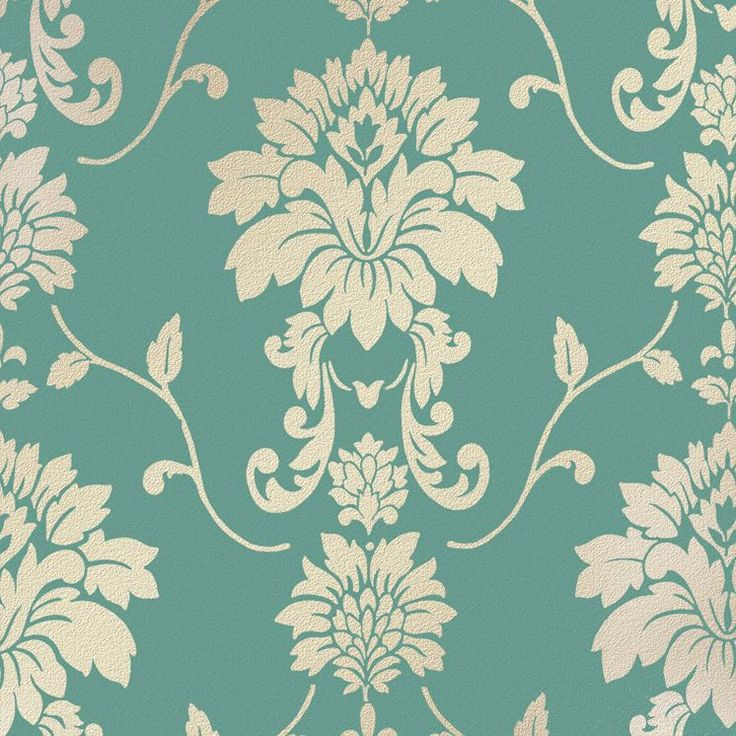 A S  Creation Paste The Wall Golden Fleece Classical Gold   Turquoise  Wallpaper   Departments   DIY. 17 Best images about Wallpaper on Pinterest   Taupe  Turquoise