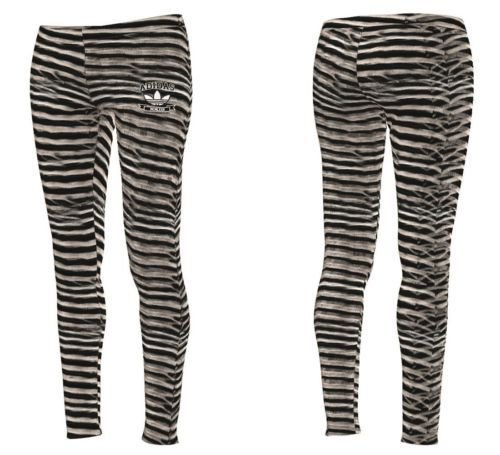 Adidas-Legging-Leggings-Damen-Hose-Schwarz-Zebra-M30334-Sporthose-NEU-Gr-32-34
