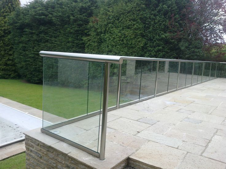 Best 31 Best Glass Balustrades Images On Pinterest Glass 400 x 300