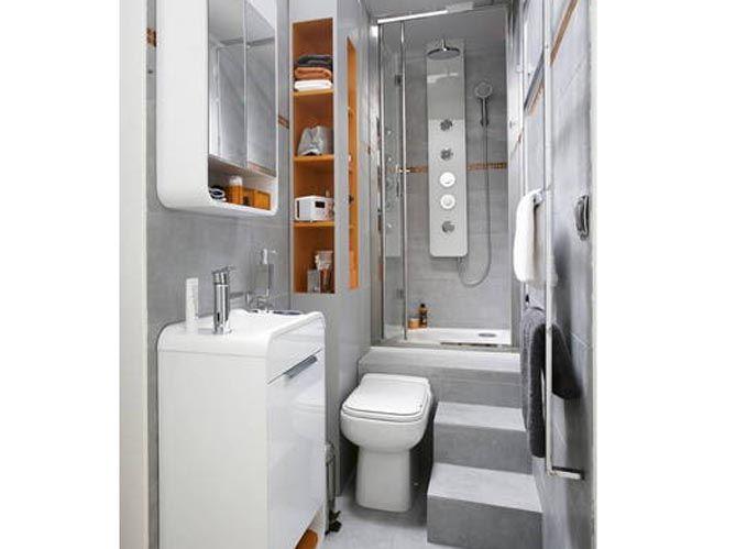 les 25 meilleures id es concernant petite salle de bain compl te sur pinterest salles de bains. Black Bedroom Furniture Sets. Home Design Ideas