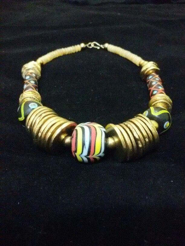 Kalimantan beads by Wita Anggraini-Indonesia