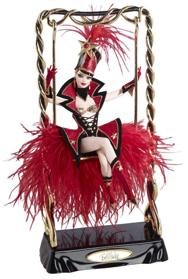 サーカス バービー ボブ・マッキー Bob Mackie Circus Barbie R4542 デザイナーズ Designers ボブ・マッキー Bob Mackie のバービー通販 激安の専門ショップ エクスカリバー