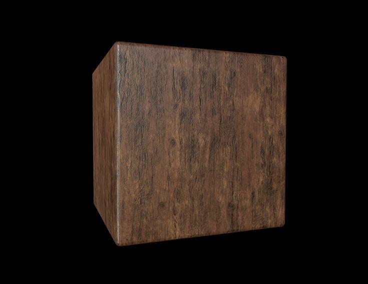 Wood material (for door), Minah Kim on ArtStation at…