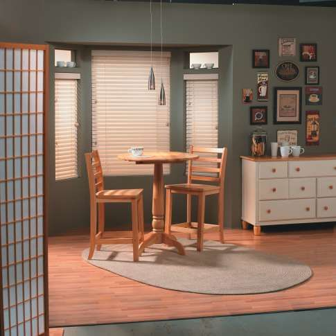 1000 Images About Faux Wood Blinds On Pinterest