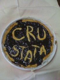 Cru-stata / Claudia's birthday