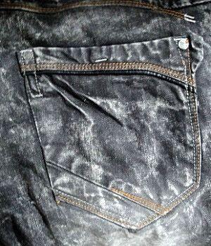Pocket jeans men