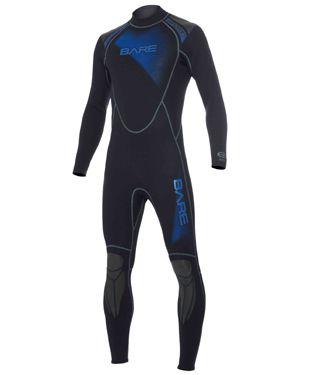 Bare Men's 3/2mm Sport Boating & Water Sport Apparel Sporting Goods - https://xtremepurchase.com/ScubaStore/bare-mens-32mm-sport-600349122/