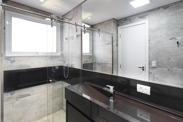 17 Best images about Banheiros  Bathrooms  Baños  Cerâmica Portinari on Pi -> Banheiros Decorados Ceramica Portinari
