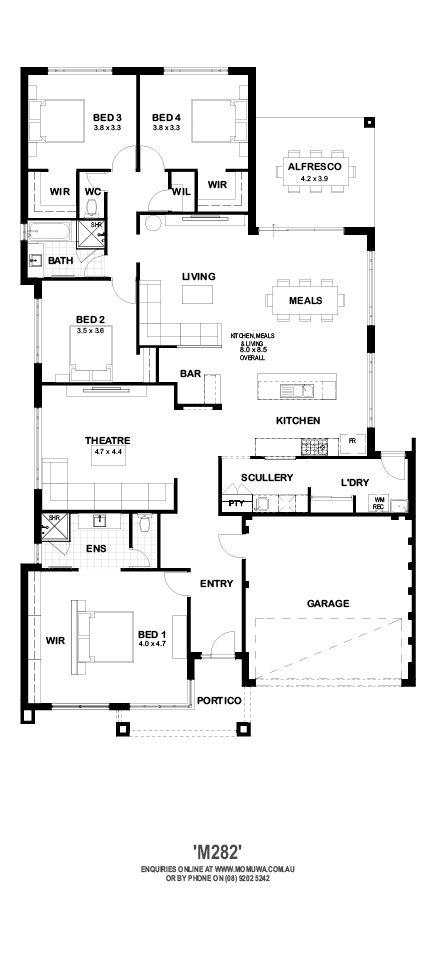 House # 1