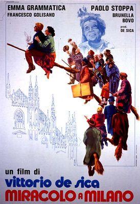 Miracolo a Milano - Vittorio De Sica (1951)