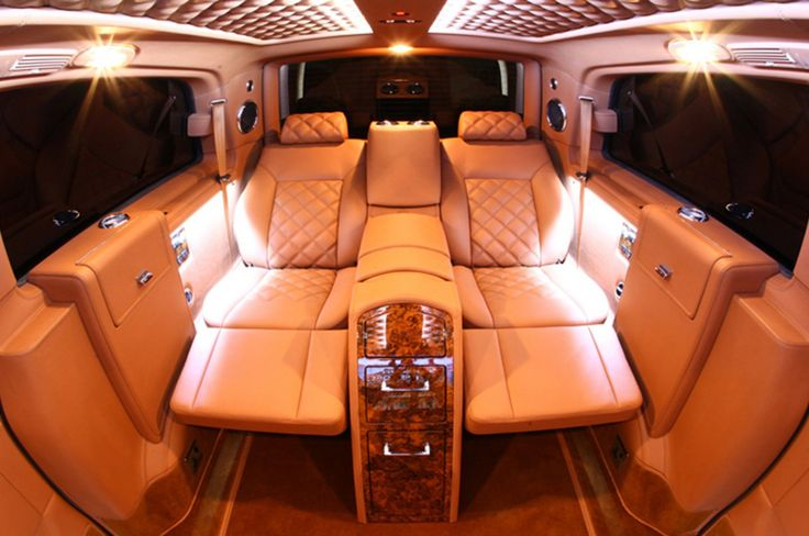 Mercedes-Benz Viano Van Conversion