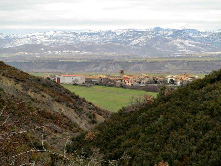 Martes, Huesca, Camino Aragonés