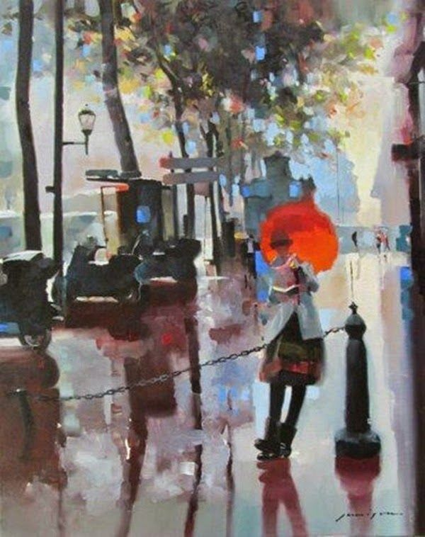 ~ Jeff Jamison ~   ⊹ Umbrella ⊹ aRT   Pinterest   Umbrella ...