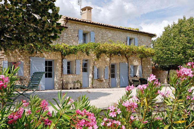 Villa Le Mas de Caseneuve #Provence