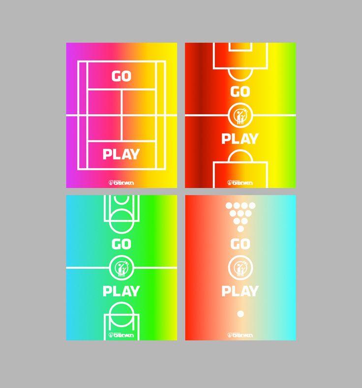 Go Play - Art & Design by D. Kim