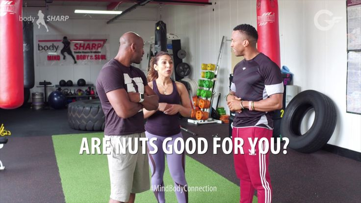 """Do you have fitness questions? Are you struggling to know how to achieve your fitness goals? Is your mind confused by all the information regarding fitness and not sure what to believe? Well never fear GenFit/Bodysharp is here to help.  If you got questions we have the answers!   Today's question """"Are nuts good for you?  Nuts are rich in heart-healthy polyunsaturated fats and monounsaturated fats which lower LDL or """"bad"""" cholesterol; plus they are a good source of phytosterols compounds that…"""