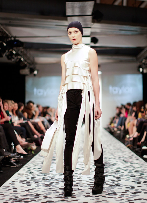 Taylor Boutique - New Zealand Fashion Week 2012