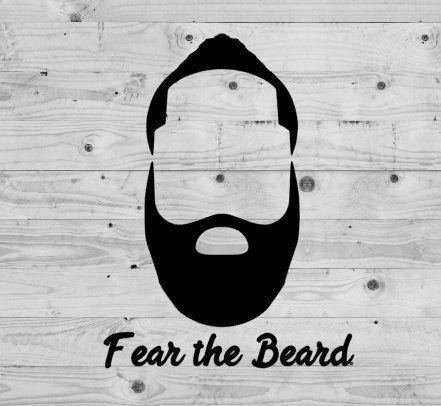 James harden fear the beard logo - photo#37