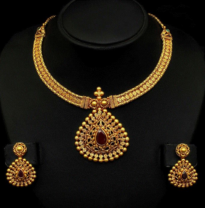 antique silver jewellery online india - Google Search #goldrateindia