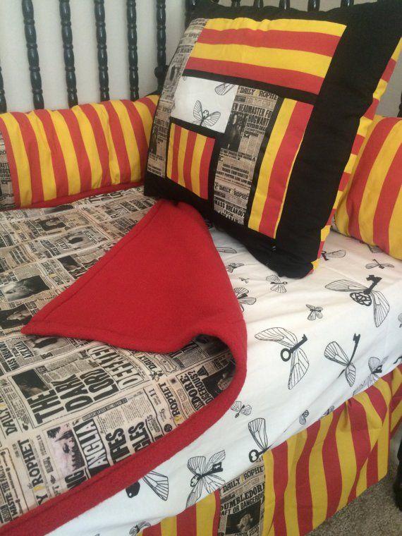 Harry Potter Crib Bedding