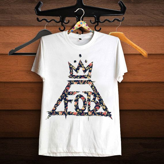 Fall out boy Shirt T Shirt Women T Shirt by SuzanTee on Etsy, $17.97
