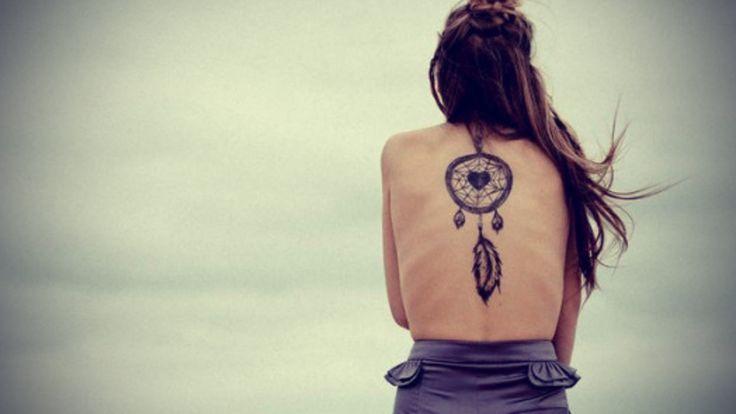 Dreamcatcher Tattoo.