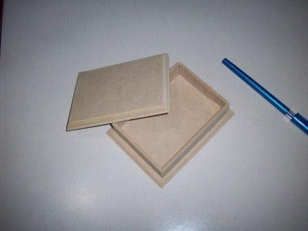 caja porta naipes fibrofacil artesanias madera 10cm x 8 cm
