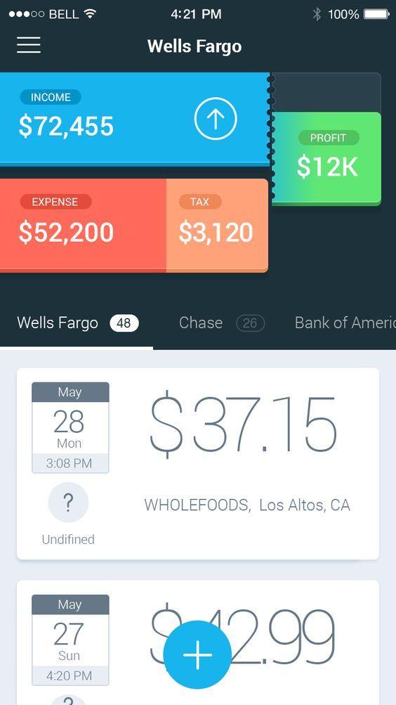 Income and Expense Tracker / Nikolay Apostol: