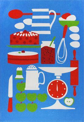Kitchen Baking, Daphne Padden