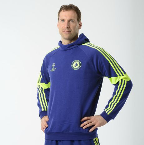 CHELSEA UCL TRAINING HOODY Chelsea London Official Merchandise Available at www.itsmatchday.com