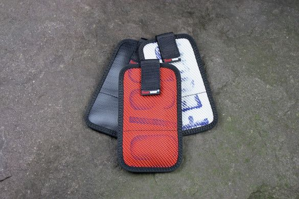 iPhone® 5 case by Feuerwear® made from used fire hoses. A unique upcycled product designed in Germany and handmade in Europe. Get one now in our online shop.