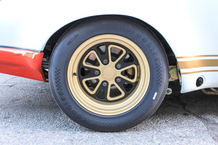 Fifteen 52 Fuch inspired rims designed by Magnus Walker, these would look mint on a MK1