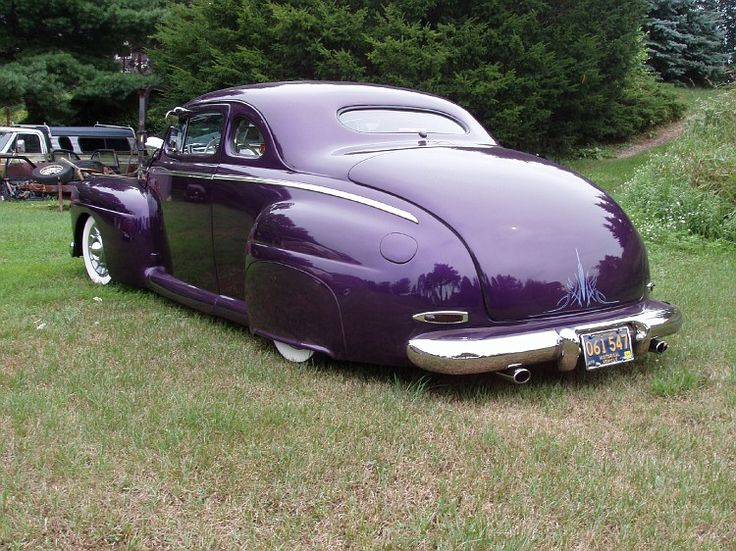 Photo: P1010052   For Sale 1946 Ford Coupe, Original 1950's Kustom album   Rik Hoving   Custom Car Photo Archive