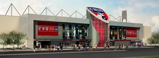 FC Dallas - Toyota Stadium