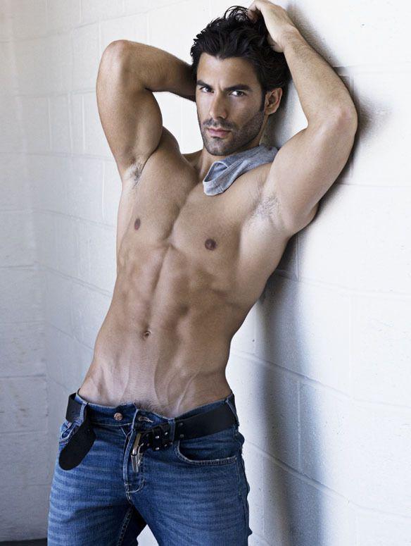 Man sexy spanish