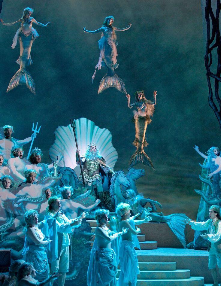 The Metropolitan Opera - Rusalka, Antonin Dvorak