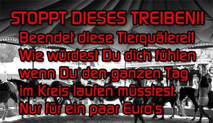 Petition · Bürgermeister Dr. Carsten Sieling: Kein Ponyreiten in Bremen · Change.org